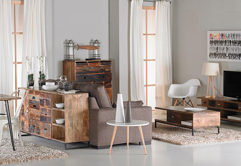 Tendencias en muebles y decoración 2017